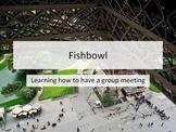 Fishbowl Example for Literature Circles