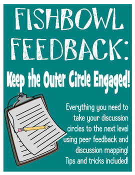 Fishbowl Feedback: Keep the Outer Circle Engaged!