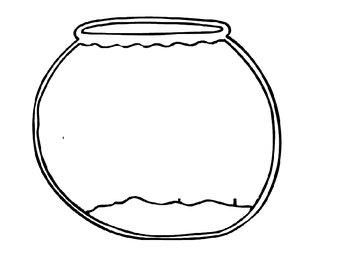 Fishbowl Outline for Finding Nemo Writing Activity