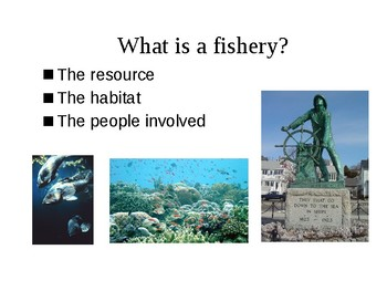 Fisheries Presentation