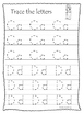 Fishers of Men A-Z Tracing printable game. Preschool Bible Study Curriculum