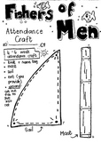 Fishers of Men Attendance Craft