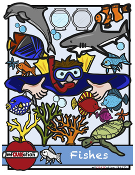 Fishes Clipart
