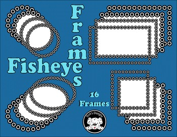 FREE Fisheye Frames