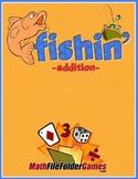 Fishin' Addition: Basic Addition Facts Game