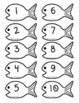 Fishin' For Numbers COMBO PACK #s 1-10