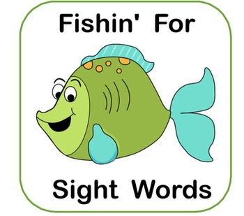 Fishin' For Sight Words