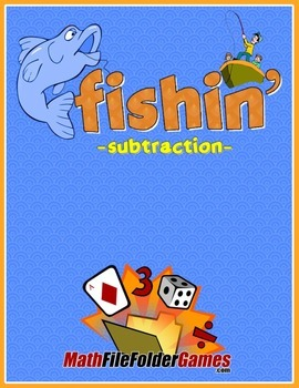 Fishin' Subtraction: Basic Subtraction Facts Game