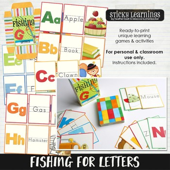 Fishing 4 Letters