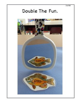 Sight Word Fun With Mirrors: Fishing, A Time For Reflection