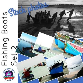 Fishing Boats Stock Photos (Set 2)
