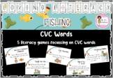 Fishing CVC Activities - Loving Literacy Resources