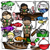 Fishing Clipart