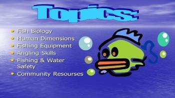 Fishing Experience Unit Plan 3rd-12th Grade