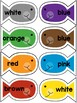 Fishing For Color Words: Hands-On Literacy Station