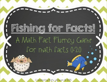 Fishing For Facts 1-20
