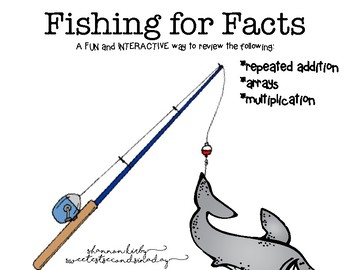 Fishing For Facts {{Beginning Multiplication}}