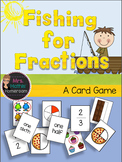 Fishing For Fractions - A Card Game