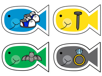 Fishing For Homonyms