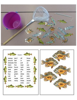 Fishing For Just The Right Words: Purposeful Play With Sight Words