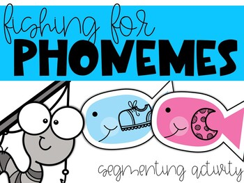 Fishing For Phonemes