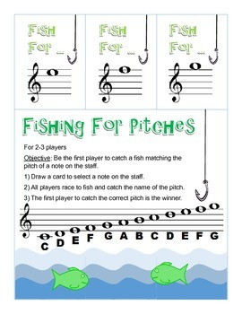 Fishing For Pitches