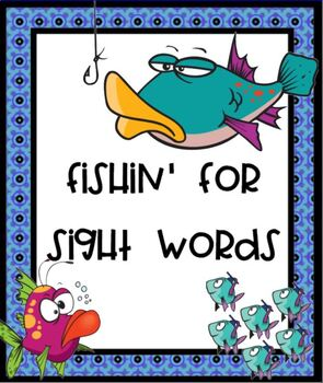 Fishing For Sight Words SMARTBOARD