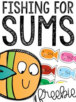 Fishing For Sums (FREEBIE)