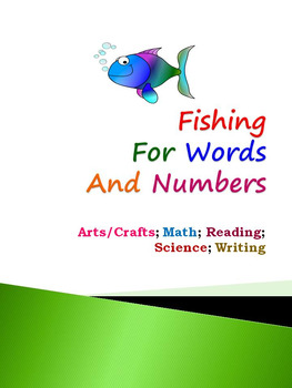 Fishing For Words And Numbers