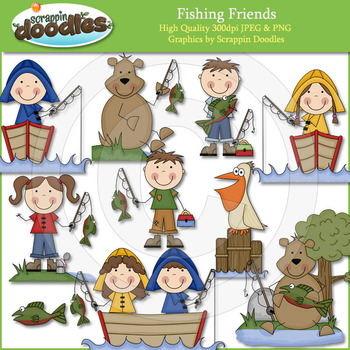 Fishing Friends