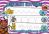 Fishing Kitties - Pre-writing Literacy Centre