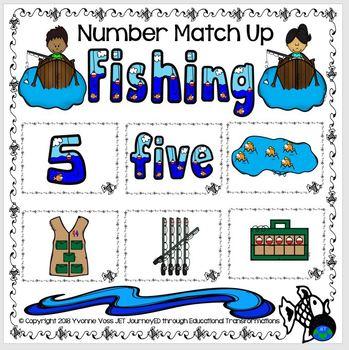 Fishing Number Match Ups