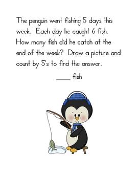 Fishing Penguin Problem Solving