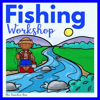Kindergarten- Special Ed. - Back to School-Fishing Theme Literacy & Math