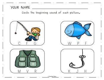 Fishing Activities