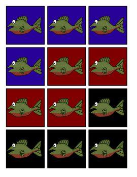 Fishing - Vowel Sound Practice