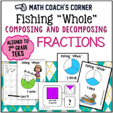 Fractions: Composing and Decomposing Fractions with Number Bonds