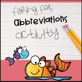 Fishing for Abbreviations