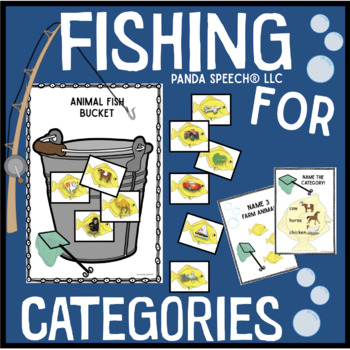 Fishing for Categories for Speech Therapy
