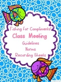 Fishing for Compliments Class Meeting Cooperative Learning Safe Environment