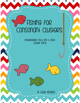 Fishing for Consonant Clusters