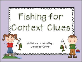 Fishing for Context Clues