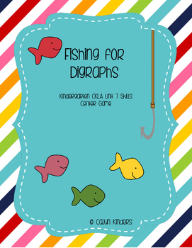 Fishing for Digraphs