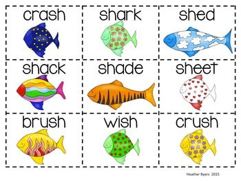 Digraphs th & sh Centers and Games