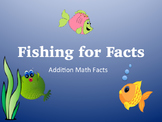 Fishing for Facts Math Addition Timed Tests