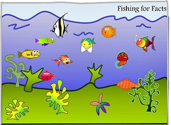 Place Value Game - Fishing for Facts