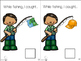 Fishing for Final Consonants Adapted Book