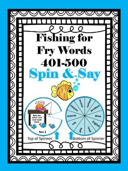 Fishing for Fry Words 401-500