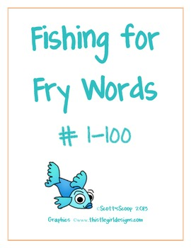 Fishing for Fry Words
