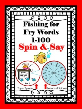 Fishing for Fry Words 1-100